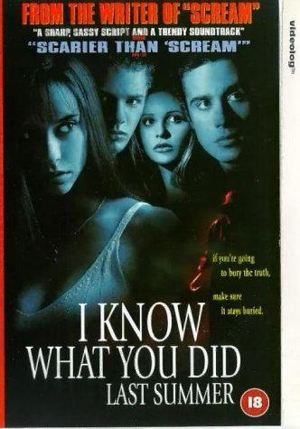 a comparison of the book and movie of i know what you did last summer Subscribe to google play music and listen to this song and millions of other songs i know what you did last summer (ah-ah) just lied to me.