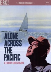 ALONE ACROSS THE PACIFIC