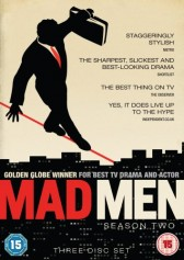 MAD MEN - SEASON 2: EP.09-13