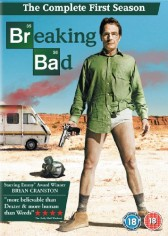 BREAKING BAD - SEASON 1: EP.01-03