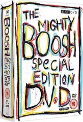 THE MIGHTY BOOSH - SERIES 3. Ep.01-06