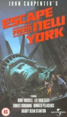 ESCAPE FROM NEW YORK *