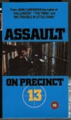 ASSAULT ON PRECINCT 13 *