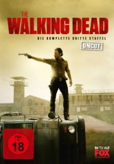 THE WALKING DEAD - STAFFEL 3: EP.01-04