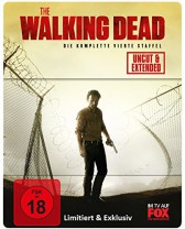 THE WALKING DEAD - SEASON 4: EP. 13-16