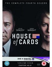 HOUSE OF CARDS - SEASON 4: EP.50-52