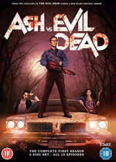 ASH VS EVIL DEAD - SEASON 1: EP.01-05