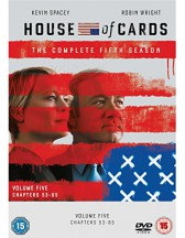HOUSE OF CARDS - SEASON 5: EP. 63-65