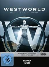 WESTWORLD - STAFFEL 1: EP. 01-03
