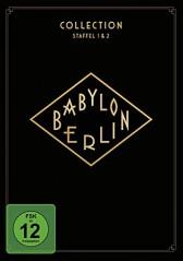 BABYLON BERLIN - STAFFEL 2: EP. 09-12