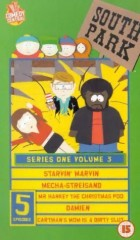SOUTH PARK SERIES 1 VOL.3