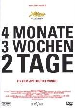 4 MONATE, 3 WOCHEN, 2 TAGE