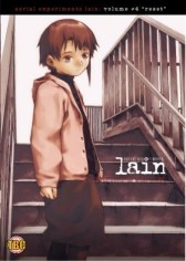 SERIAL EXPERIMENTS LAIN - VOL.4