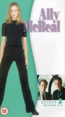 ALLY McBEAL - SEASON 2: EP.05-08