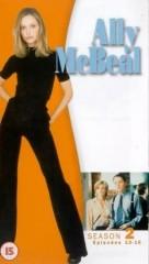 ALLY McBEAL - SEASON 2: EP.09-12