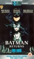 BATMAN RETURNS *