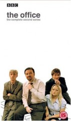 THE OFFICE - COMPLETE SECOND SERIES & THE CHRISTMAS SPECIALS