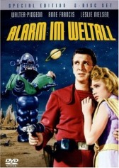 ALARM IM WELTALL / THE INVISIBLE BOY