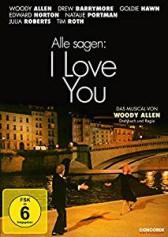 ALLE SAGEN: I LOVE YOU