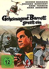 GEHEIMAGENT BARRETT GREIFT EIN