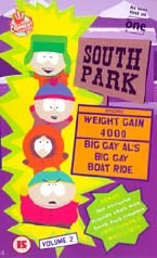 SOUTH PARK SERIES 1 VOL.2