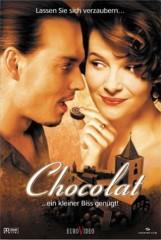 CHOCOLAT... EIN KLEINER BISS GENÜGT!