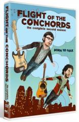 FLIGHT OF THE CONCHORDS - SEASON 2: EP.01-06