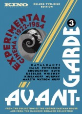 AVANT-GARDE 3: EXPERIMENTAL CINEMA 1922 -1955 VOL.2