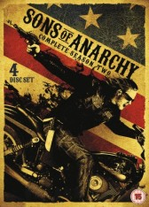SONS OF ANARCHY - SEASON 2:EP.08-11