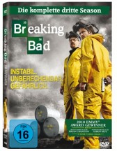 BREAKING BAD - STAFFEL 3: EP.01-04