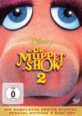 DIE MUPPET SHOW - STAFFEL 2 EP.01-06