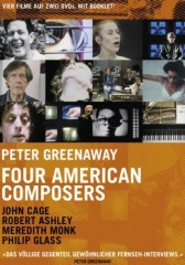 PETER GREENAWAY: FOUR AMERICAN COMPOSERS