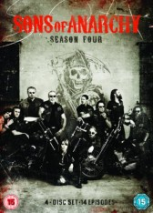 SONS OF ANARCHY - SEASON 4:EP.01-04