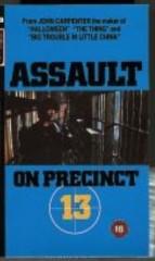 ASSAULT ON PRECINCT 13 *