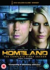 HOMELAND - SEASON 1: EP. 01-03