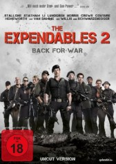 THE EXPENDABLES 2 - BACK FOR THE WAR