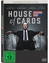 HOUSE OF CARDS - SEASON 1: EP.10-12