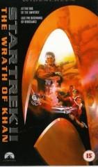 STAR TREK 2  - WRATH OF KHAN
