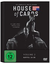 HOUSE OF CARDS -  SEASON 2: EP.21-23