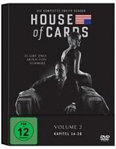 HOUSE OF CARDS -  SEASON 2: EP.21-23