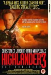 HIGHLANDER 3 - THE SORCERER