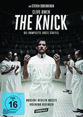 THE KNICK - SEASON 1: EP. 01-02