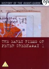 PETER GREENAWAY: EARLY FILMS VOL.1