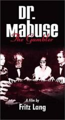 DR. MABUSE THE GAMBLER *
