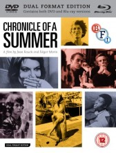 CHRONICLE OF A SUMMER