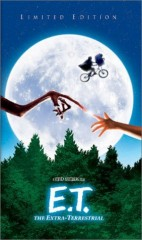 E.T.:  THE EXTRA  - TERRESTRIAL *