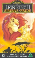 LION KING II - SIMBA'S PRIDE