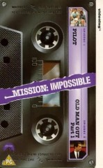 MISSION IMPOSSIBLE - VOL.1