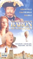 THE ADVENTURES OF BARON MUNCHHAUSEN
