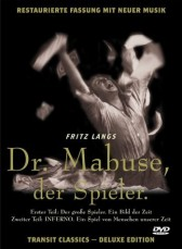 DR. MABUSE, DER SPIELER  -  TEIL 1 & 2